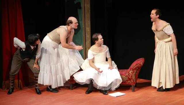 'Act a Lady' from the Hub Theatre Noraac10