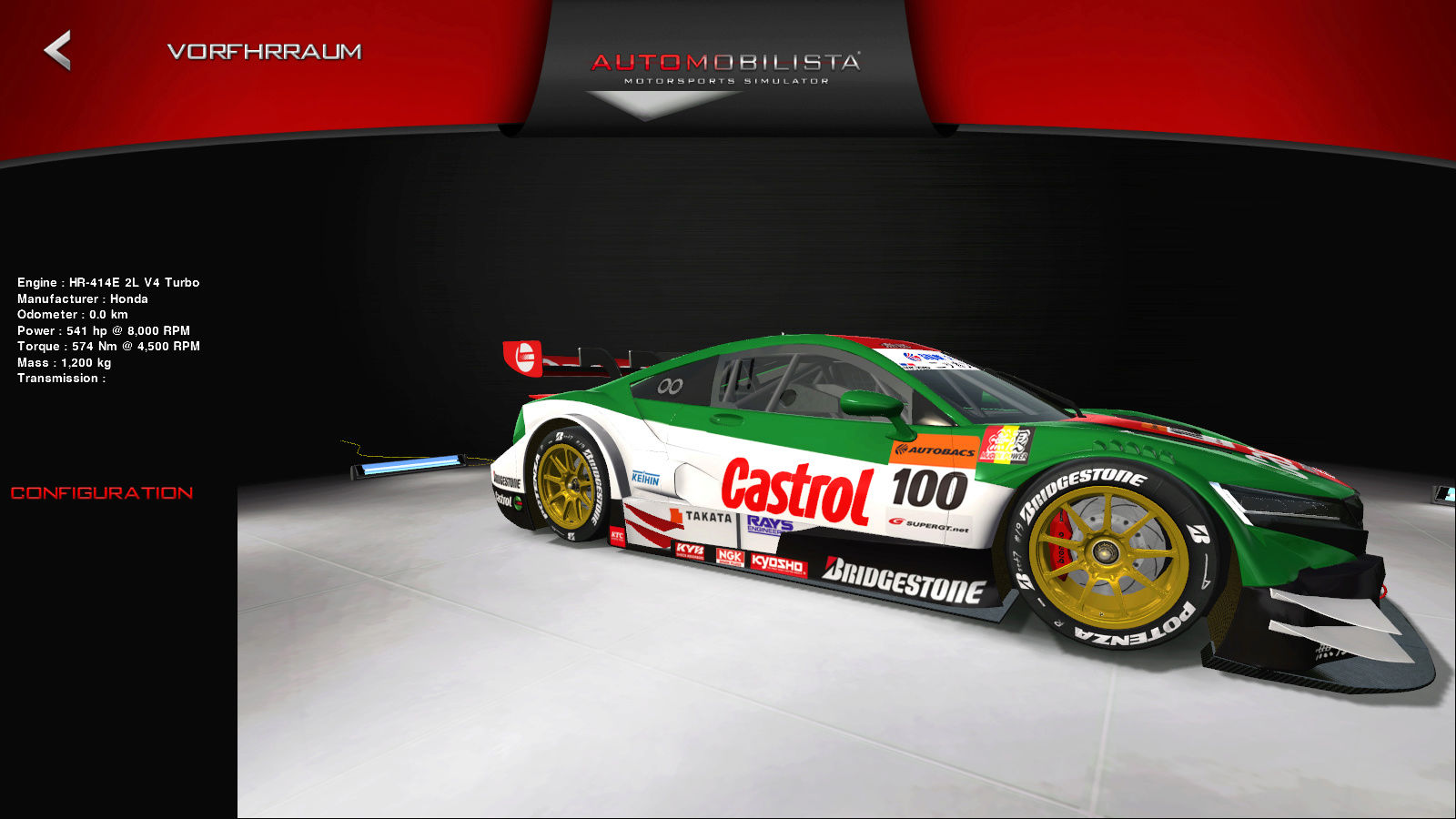 (deleted) Honda NSX GT GT500 - Page 2 Ams_2018