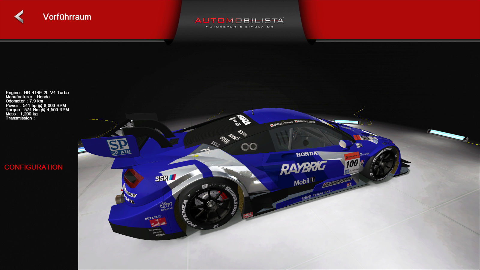 (Release) Honda NSX GT GT500 - Page 3 Ams_2019