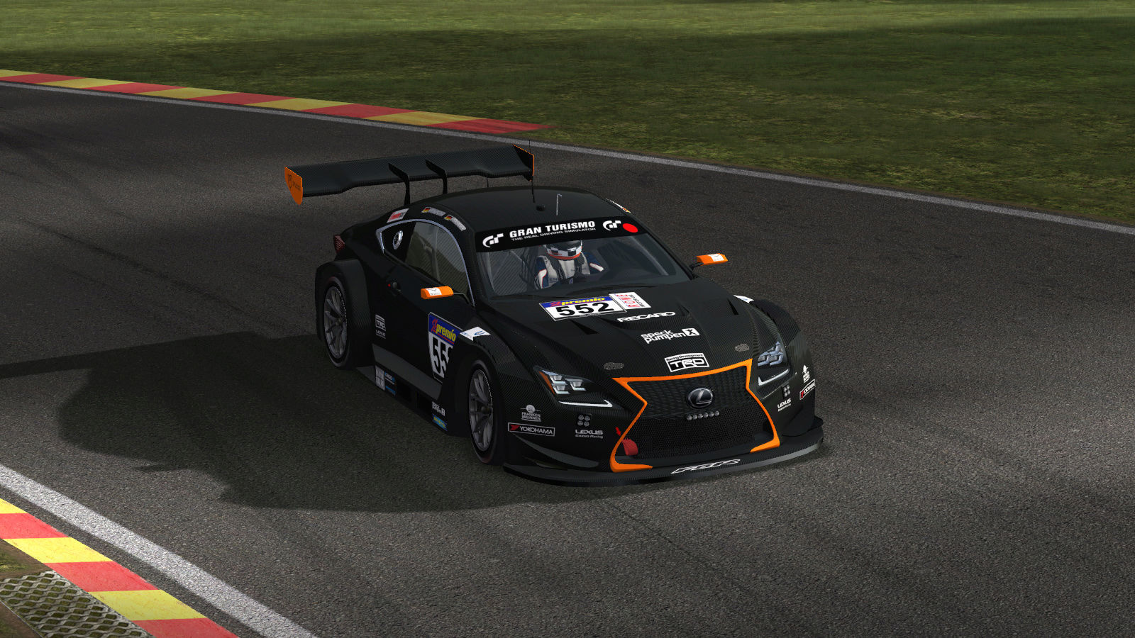 (deleted) Lexus RC-F GT3   - Page 10 Ams_2021