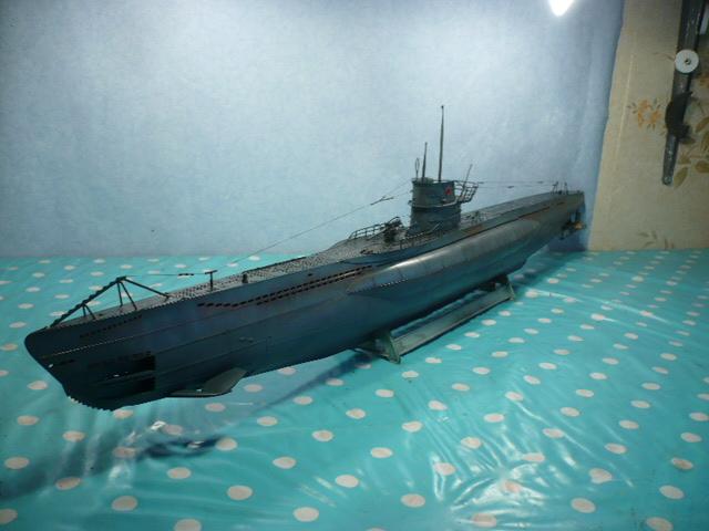 U-Boot VII C revell 72e P1140141