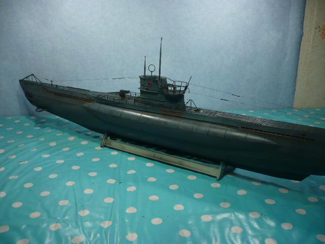 U-Boot VII C revell 72e P1140142