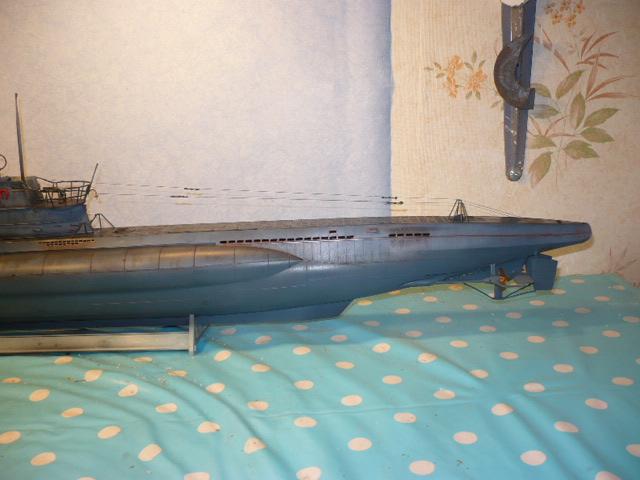 U-Boot VII C revell 72e P1140143