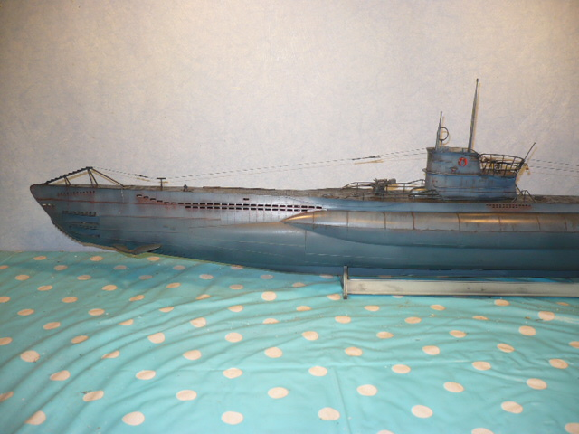U-Boot VII C revell 72e P1140144