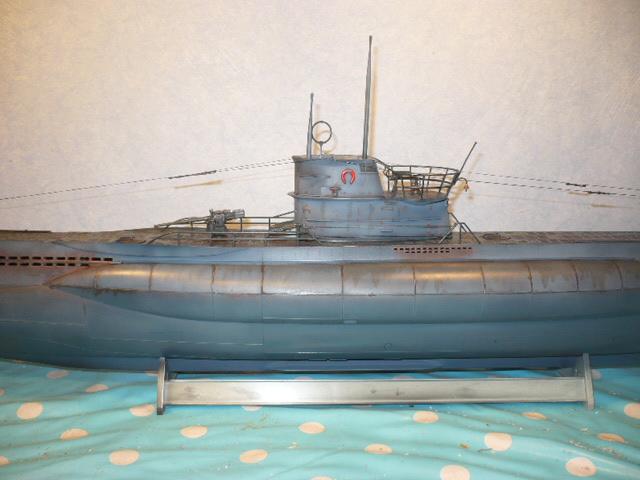 U-Boot VII C revell 72e P1140145