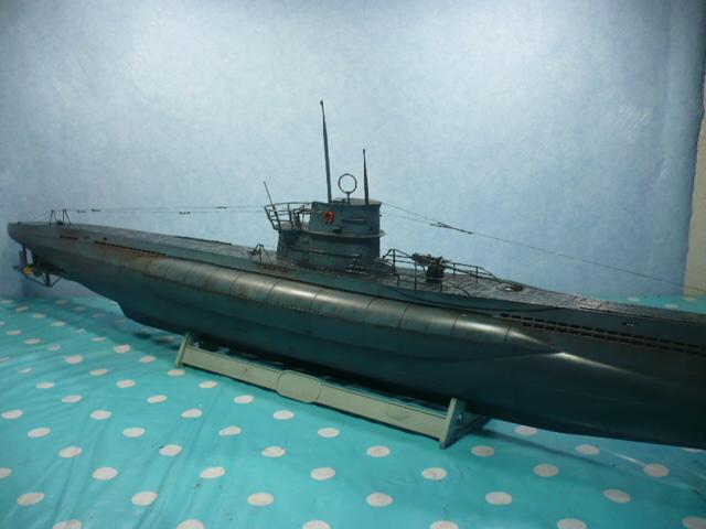 U-Boot VII C revell 72e P1140146