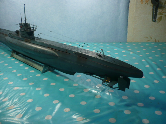 U-Boot VII C revell 72e P1140147