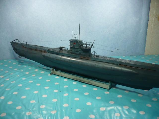U-Boot VII C revell 72e P1140148