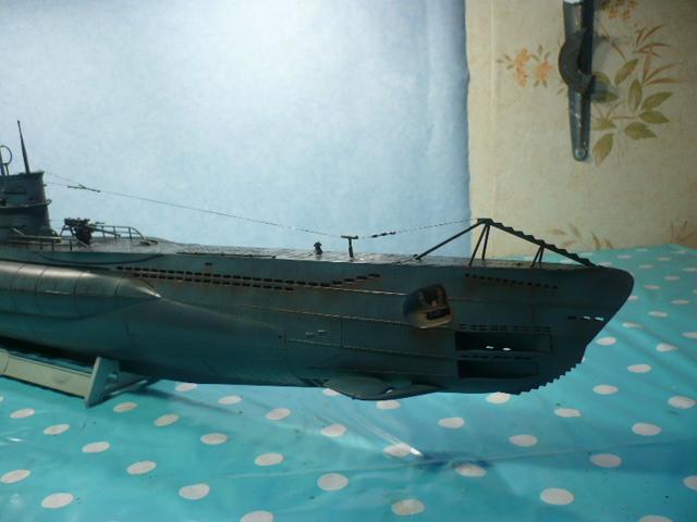 U-Boot VII C revell 72e P1140149