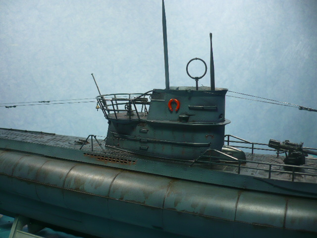 U-Boot VII C revell 72e P1140210