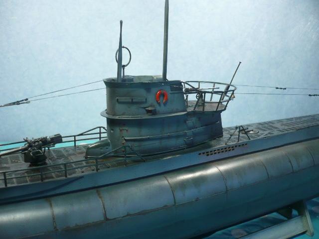 U-Boot VII C revell 72e P1140211