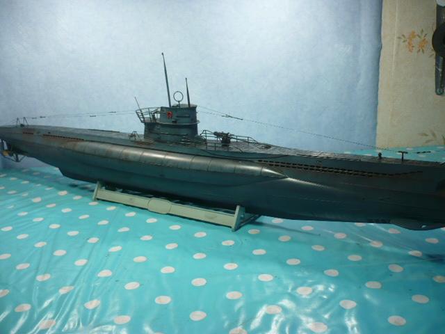U-Boot VII C revell 72e P1140212