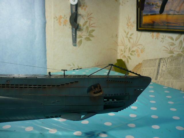U-Boot VII C revell 72e P1140213