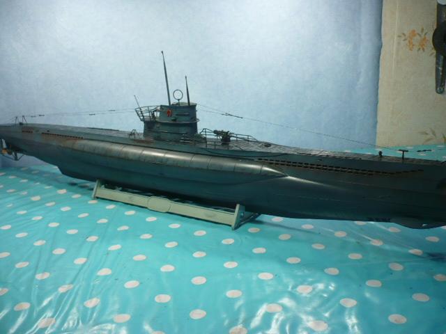 U-Boot VII C revell 72e P1140214