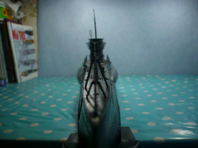 U-Boot VII C revell 72e P1140215