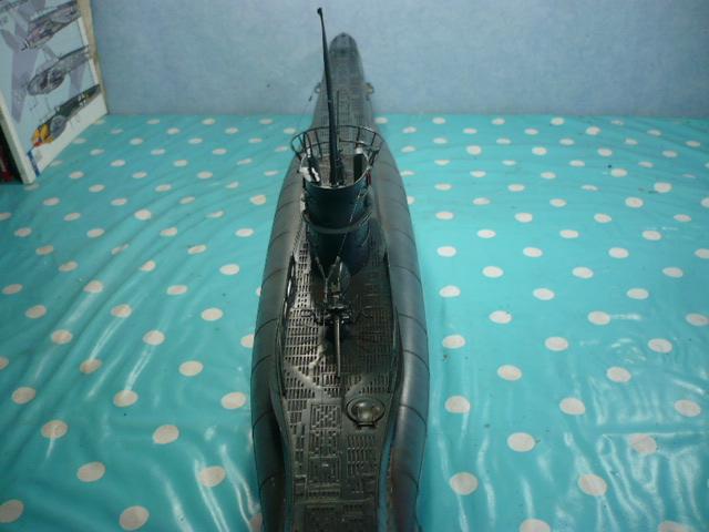 U-Boot VII C revell 72e P1140216