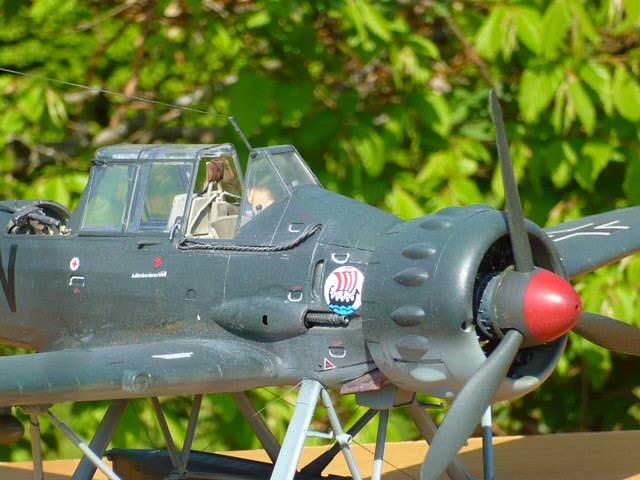 Arado Ar-196 A-3 Revell 32e - Page 3 P1150267