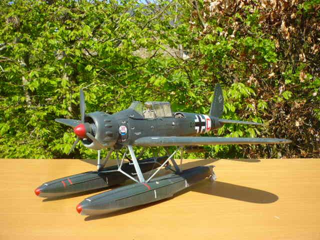 Arado Ar-196 A-3 Revell 32e - Page 3 P1150273