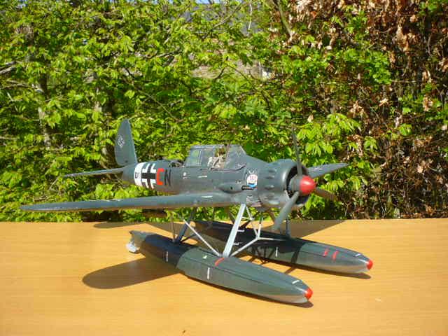 Arado Ar-196 A-3 Revell 32e - Page 3 P1150274