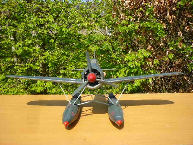 Arado Ar-196 A-3 Revell 32e - Page 3 P1150275