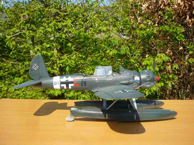 Arado Ar-196 A-3 Revell 32e - Page 3 P1150276