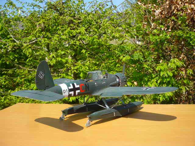 Arado Ar-196 A-3 Revell 32e - Page 3 P1150277