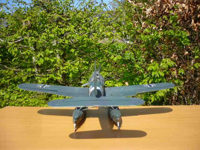 Arado Ar-196 A-3 Revell 32e - Page 3 P1150278