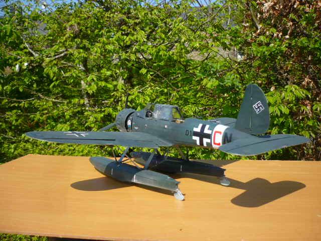 Arado Ar-196 A-3 Revell 32e - Page 3 P1150279