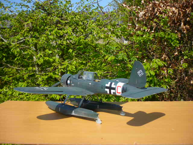Arado Ar-196 A-3 Revell 32e - Page 3 P1150280