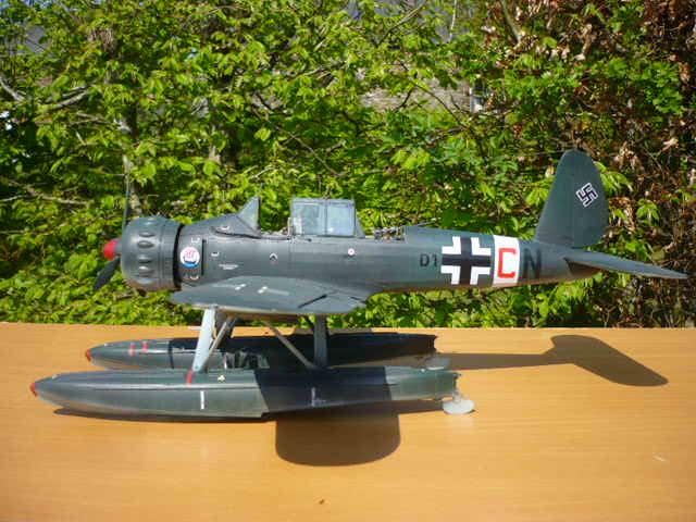Arado Ar-196 A-3 Revell 32e - Page 3 P1150281