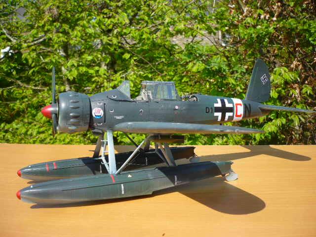Arado Ar-196 A-3 Revell 32e - Page 3 P1150282