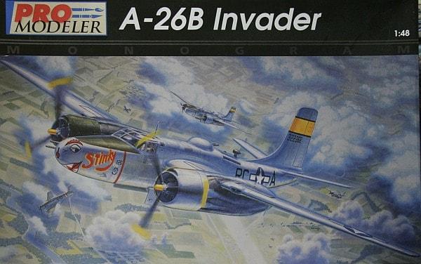 Douglas B 26 Invader 12185410