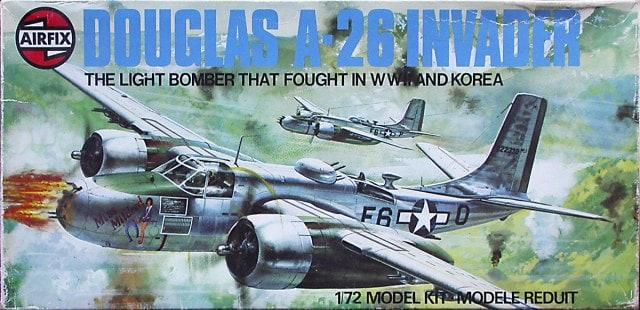 Douglas B 26 Invader 14755610