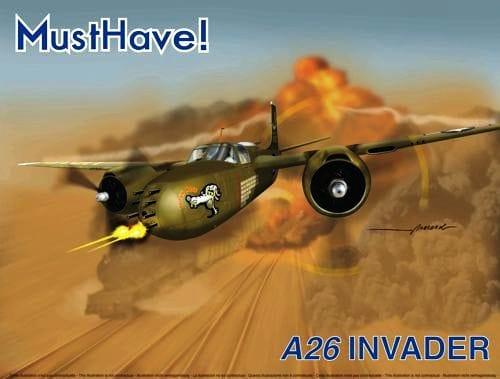 Douglas B 26 Invader 31562510
