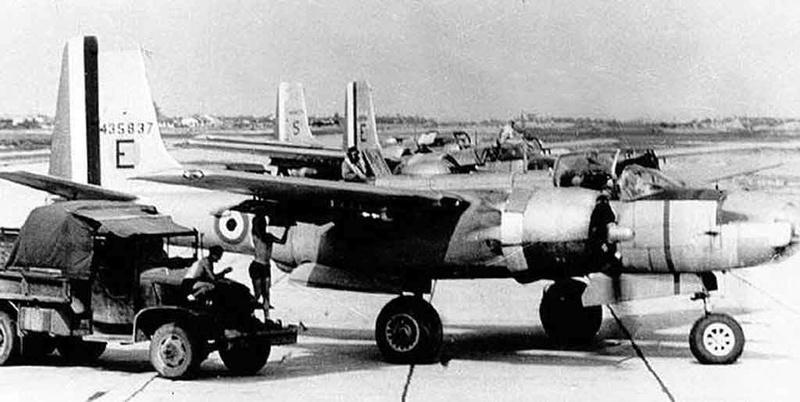Douglas B 26 Invader A26_4310