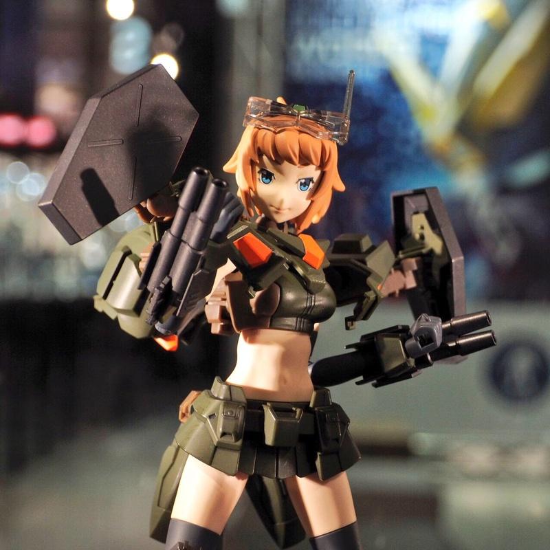 Gundam - HGBF 1/144 Gundam Build Fighters / Try (Bandai) 00325011