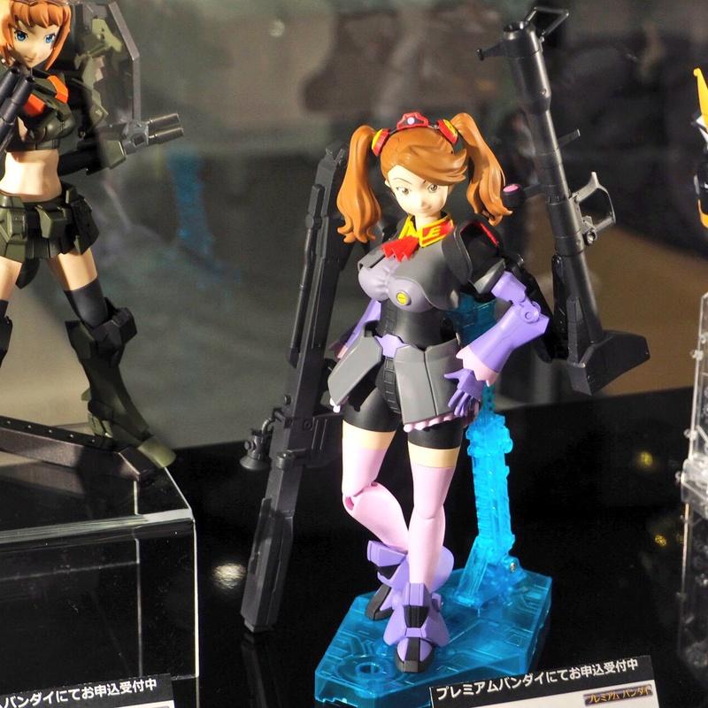 Gundam - HGBF 1/144 Gundam Build Fighters / Try (Bandai) 00325111
