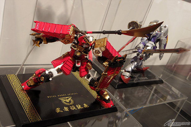 Gundam - Musha - Metal Robot Side MS (Bandai) 00483010