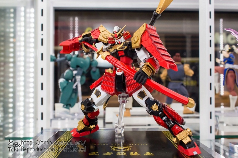 Gundam - Musha - Metal Robot Side MS (Bandai) 00515610