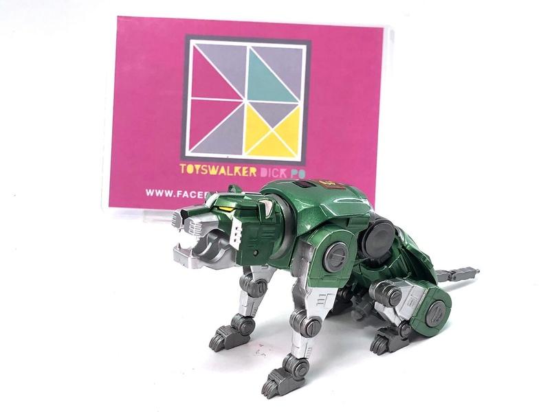 Voltron (Lion Voltron) - Diecast Golion (Icarus Toys / Toyswalker) 01472310