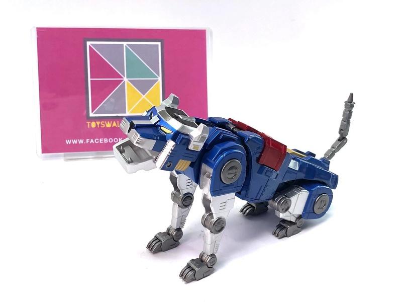 Voltron (Lion Voltron) - Diecast Golion (Icarus Toys / Toyswalker) 01472311