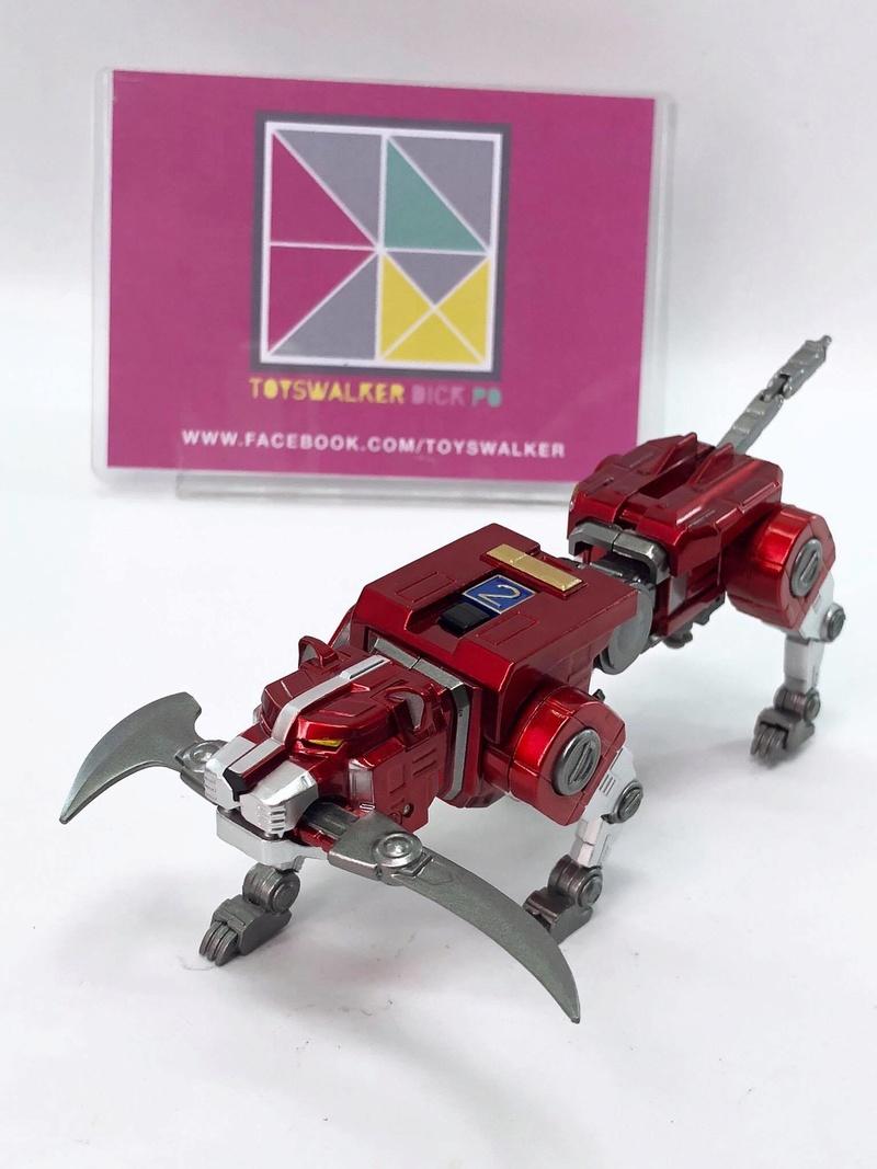 Voltron (Lion Voltron) - Diecast Golion (Icarus Toys / Toyswalker) 01472410