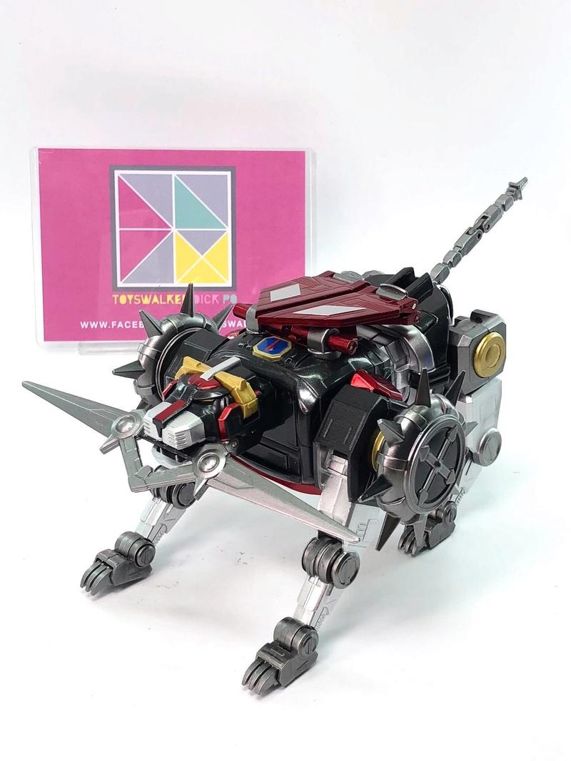 Voltron (Lion Voltron) - Diecast Golion (Icarus Toys / Toyswalker) 01472411