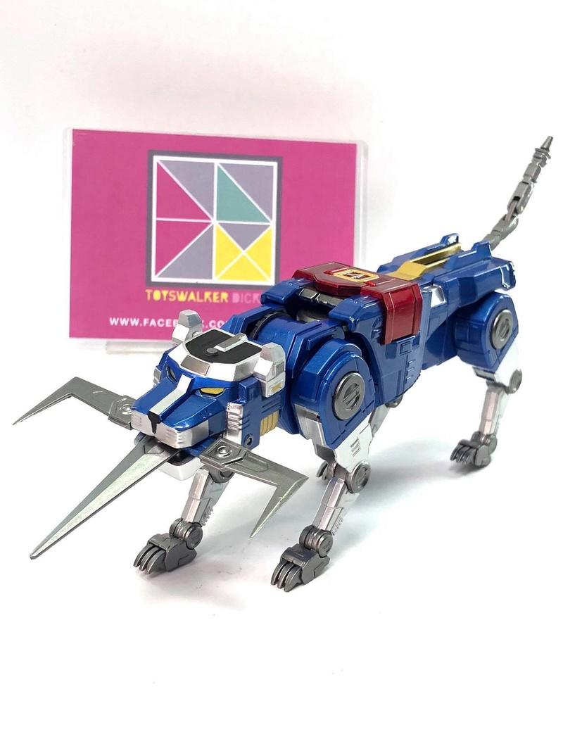 Voltron (Lion Voltron) - Diecast Golion (Icarus Toys / Toyswalker) 01472510