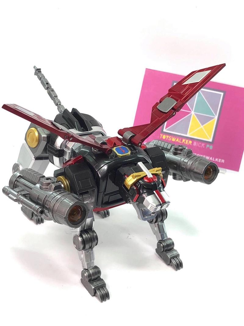 Voltron (Lion Voltron) - Diecast Golion (Icarus Toys / Toyswalker) 01472711