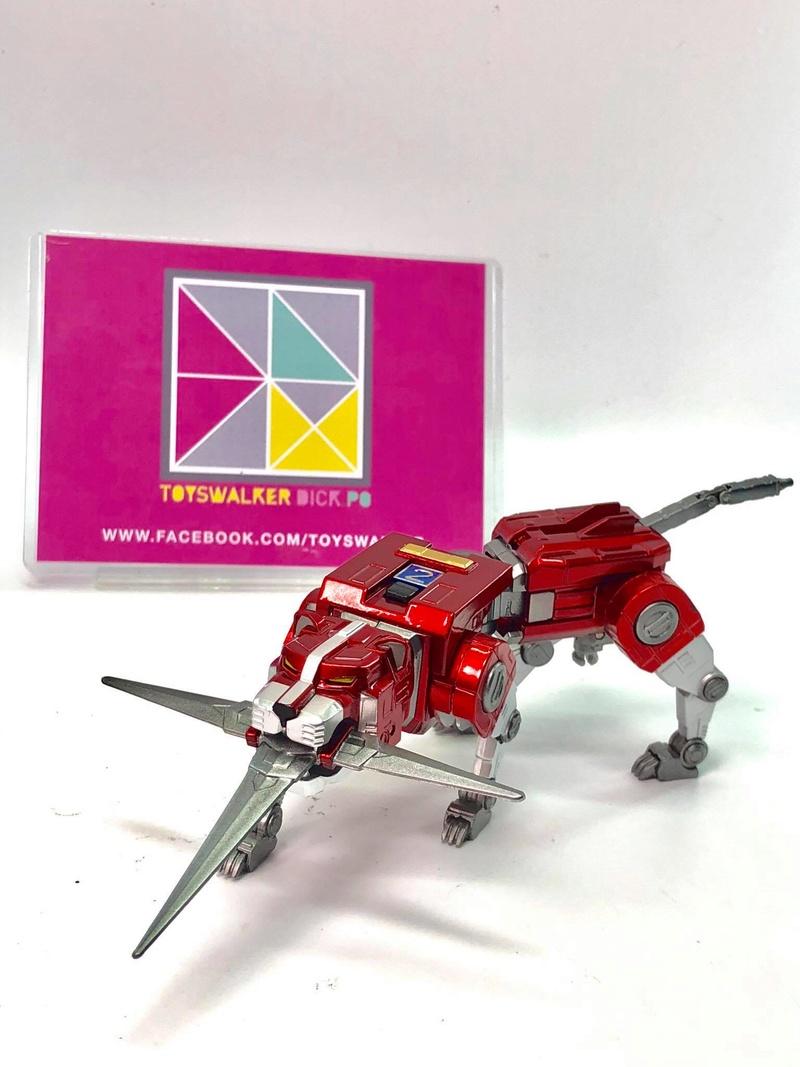 Voltron (Lion Voltron) - Diecast Golion (Icarus Toys / Toyswalker) 01472810