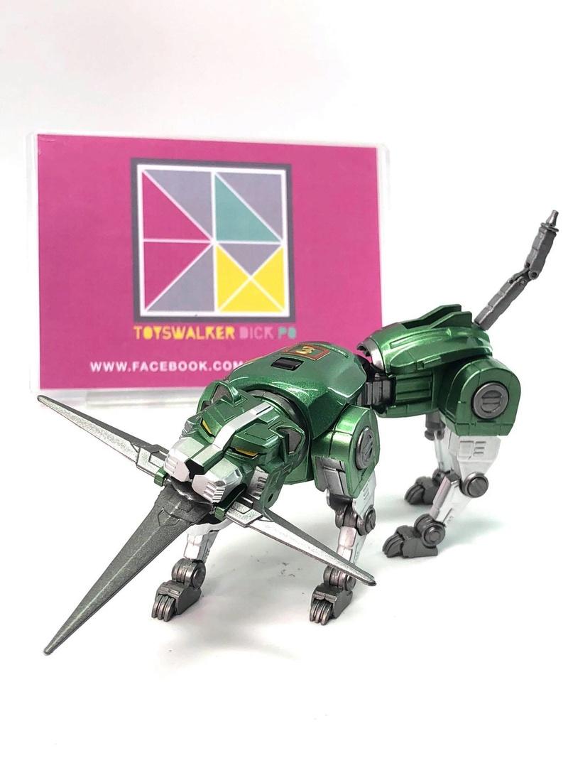 Voltron (Lion Voltron) - Diecast Golion (Icarus Toys / Toyswalker) 01472811