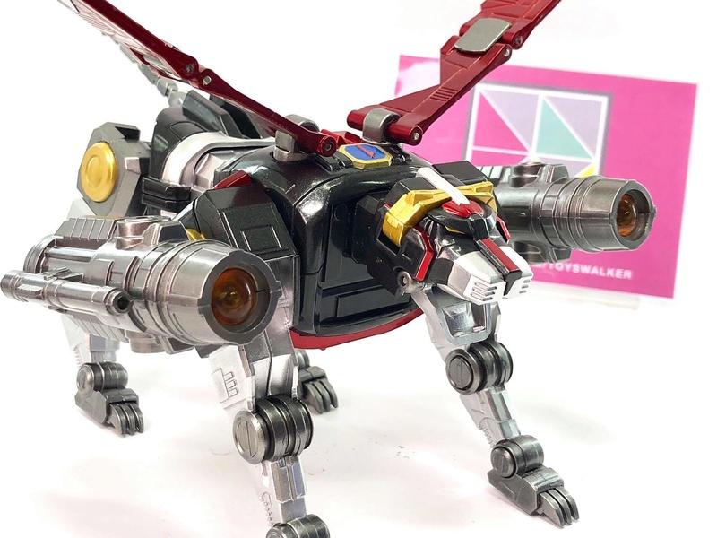 Voltron (Lion Voltron) - Diecast Golion (Icarus Toys / Toyswalker) 01472812