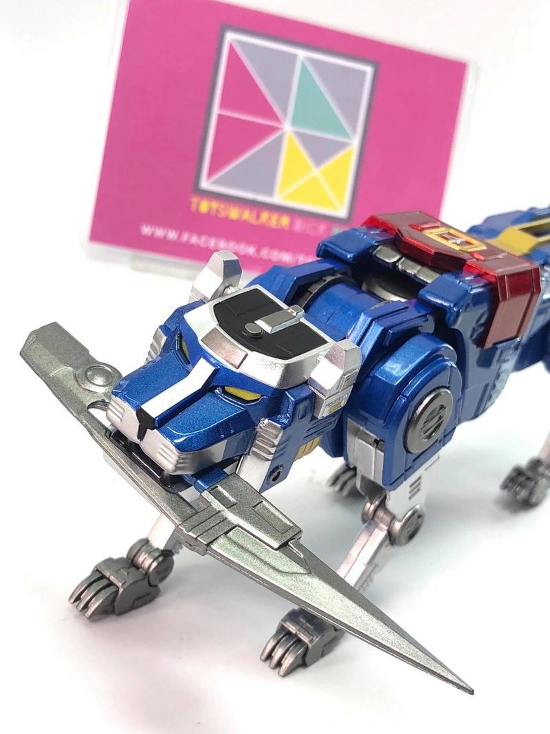 Voltron (Lion Voltron) - Diecast Golion (Icarus Toys / Toyswalker) 01472910
