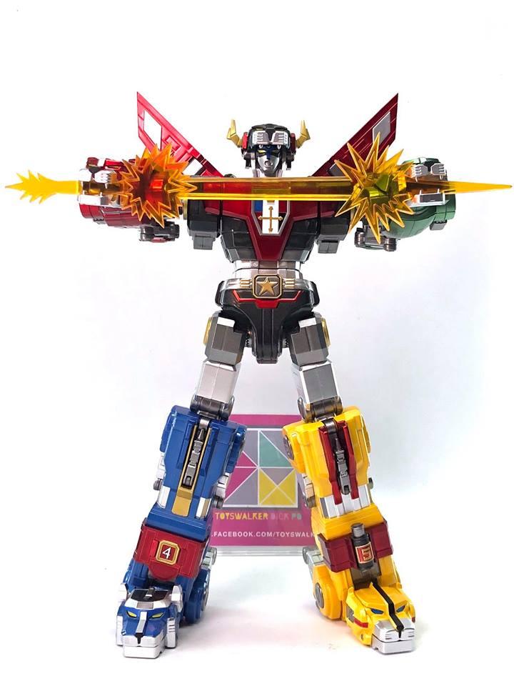 Voltron (Lion Voltron) - Diecast Golion (Icarus Toys / Toyswalker) 01472912